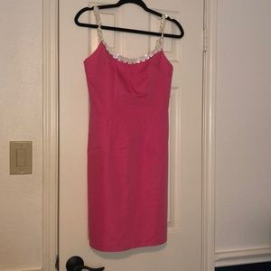 Trina Turk Dress (Pink, Size 2) *Mint Condition*